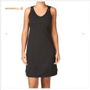 ca90b4d8ef8a8d Merrell Dresses | Strappy Black Lily Dress M Like New | Poshmark